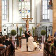 kirchliche Trauung, Hochzeitsfoto, Fotograf